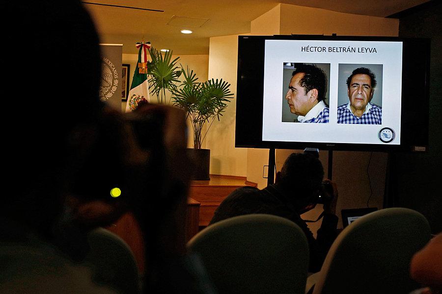 ¿Quién fue Héctor Beltrán Leyva?. Foto: Reuters