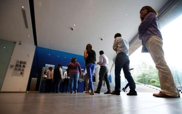 EL AJUSTE DE CITIBANAMEX SE DEBE A LA CANCELACIÓN DEL NUEVO AEROPUERTO. FOTO. REUTERS