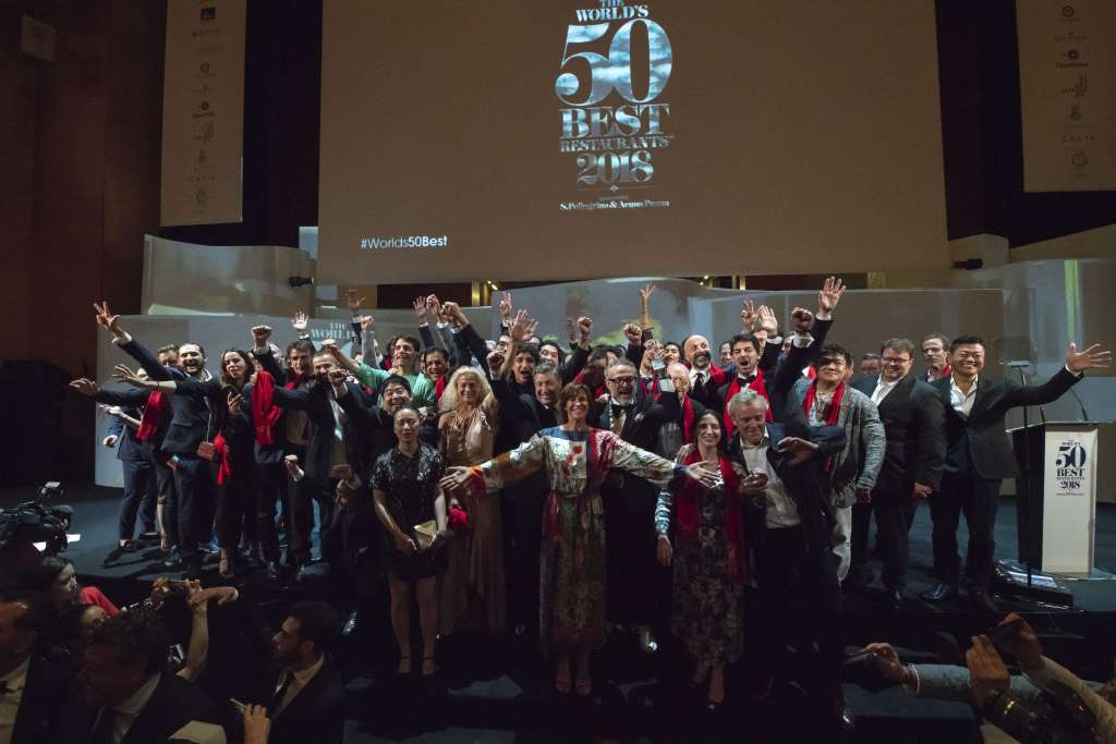 RECONOCIMIENTO: El evento de premiación 2018 se realizó en el Palacio Euskalduna en Bilbao, España. Foto: Cortesía