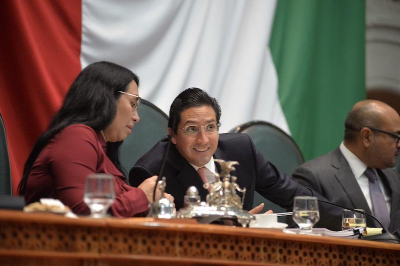 Rodrigo Jarque Lira, Secretario de Finanzas del Estado de México. FOTO: ARTEMIO GUERRA BAZ /CUARTOSCURO.COM