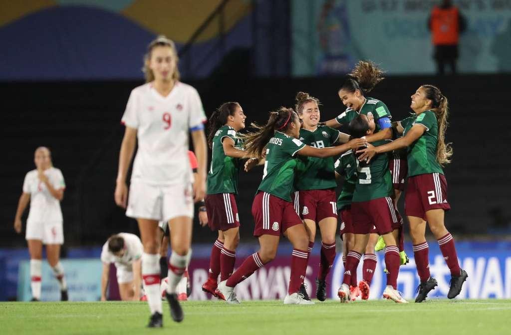 Ante España, las selecciones nacionales sostendrán su octava Final en torneos avalados por FIFA, en varonil y femenil. Foto: EFE