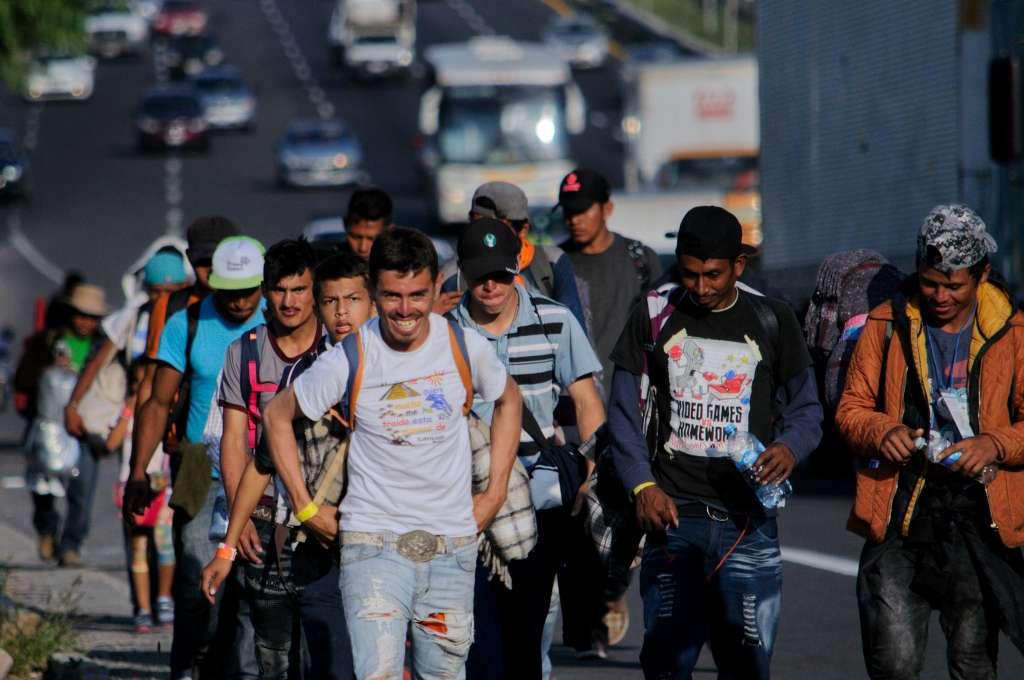 Alejandro Solalinde será quien dirija el tercer contingente-. FOTO: ARCHIVO/ CUARTOSCURO