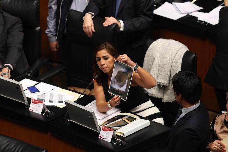 EN COMISIONES SE ATORA DISCUSIÓN DEL PREDICTAMEN; SE ESPERA VOTARLO EL MARTES. Foto: Cuartoscuro