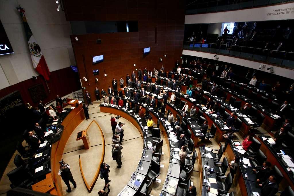 Fueron 47 votos en contra de los legisladores del PAN, PRI, PRD y MC. FOTO: ARCHIVO/ CUARTOSCURO