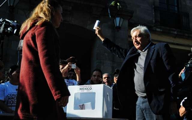 Se instalaron mil 97 mesas de votación en 538 municipios del país