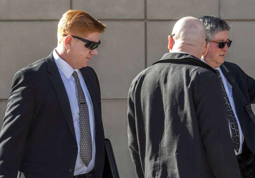 Esta es ya la segunda ocasión en que Swartz es juzgado y declarado no culpable. FOTO: AP