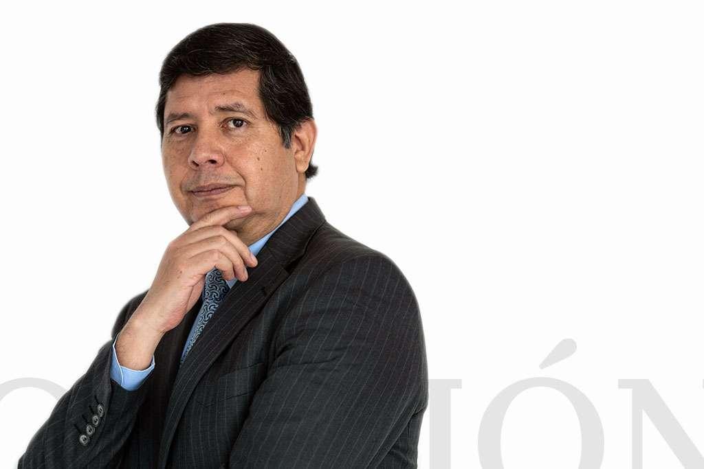Andrés de la Cruz  / Big data / El Heraldo de México