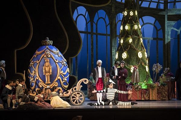 El Cascanueces se presentará del 14 al 23 de diciembre, en el Auditorio Nacional. Foto: Especial