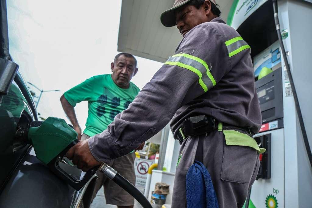 Habitantes de varios estados denunciaron la insuficiencia del hidrocarburo en gasolineras Foto: Archivo/ Cuartoscuro