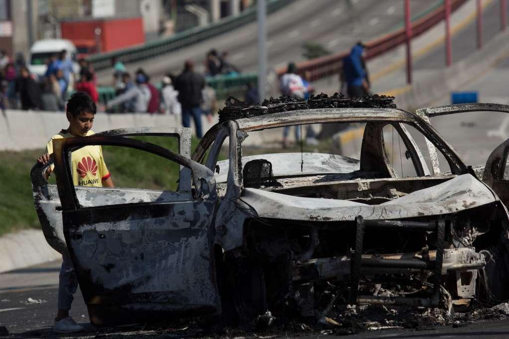 3 heridos de bala dejó el conflicto en San Juanico. Foto: Cuartoscuro