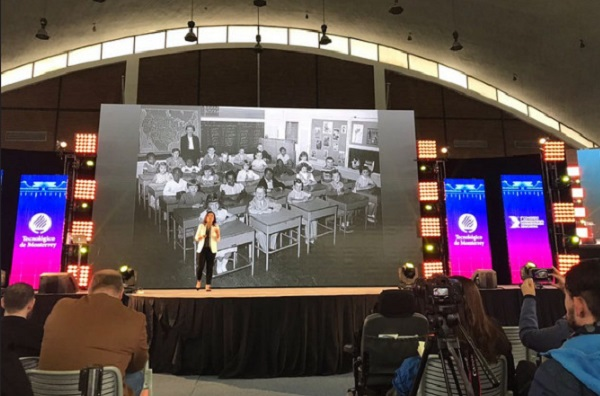 Aspectos del 4. Congreso Internacional de Innovación Educativa 2017. Foto: Especial