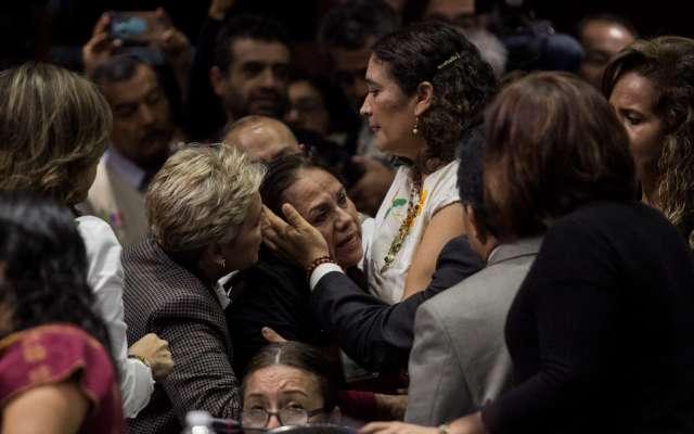 Esta noche Yunes Linares dará una conferencia de prensa para informar sobre los avances de las investigaciones. FOTO: CUARTOSCURO