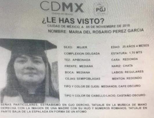 Hallan muerta a alumna de la FES Cuautitlán en Nezahualcóyotl