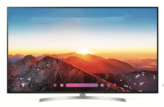 LG Super UHD TV AI ThinQ / Buen Fin