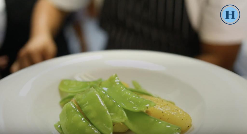 Un toque francés a la gastronomía mexicana