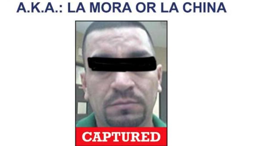 Fue detenido el miércoles. FOTO. ESPECIAL