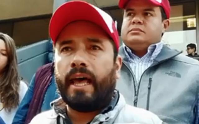 Víctor Hugo Romo acude de forma voluntaria ante la Fiscalía