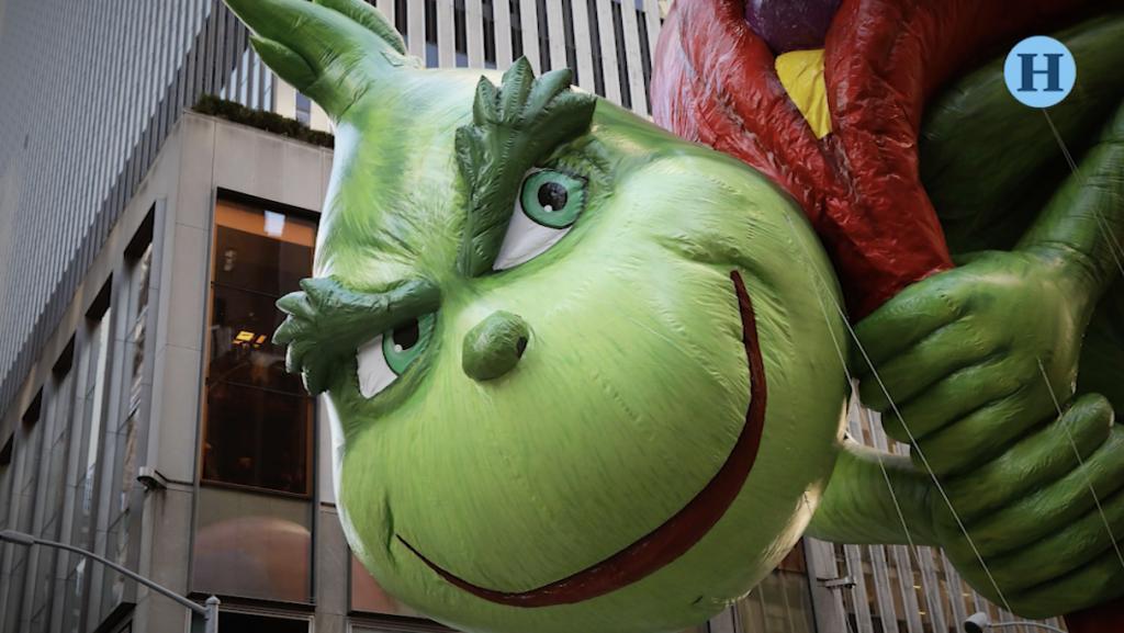 Asisten 3 millones de neoyorquinos al desfile de Acción de Gracias