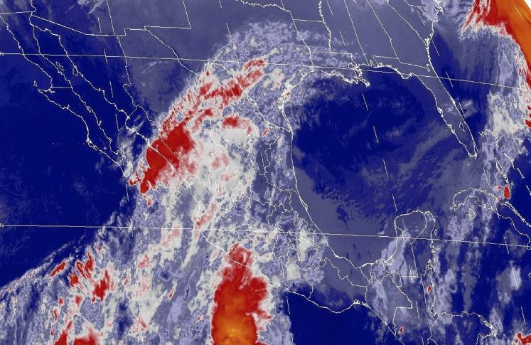 Conagua prevé evento de Norte con rachas superiores 60 kilómetros por hora en las costas de Veracruz, Tabasco y Campeche