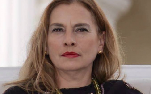 La también doctora en teoría literaria por la Universidad Autónoma Metropolitana (UAM) nació el 13 de enero de 1969. FOTO: TOMADA DE FACEBOOK