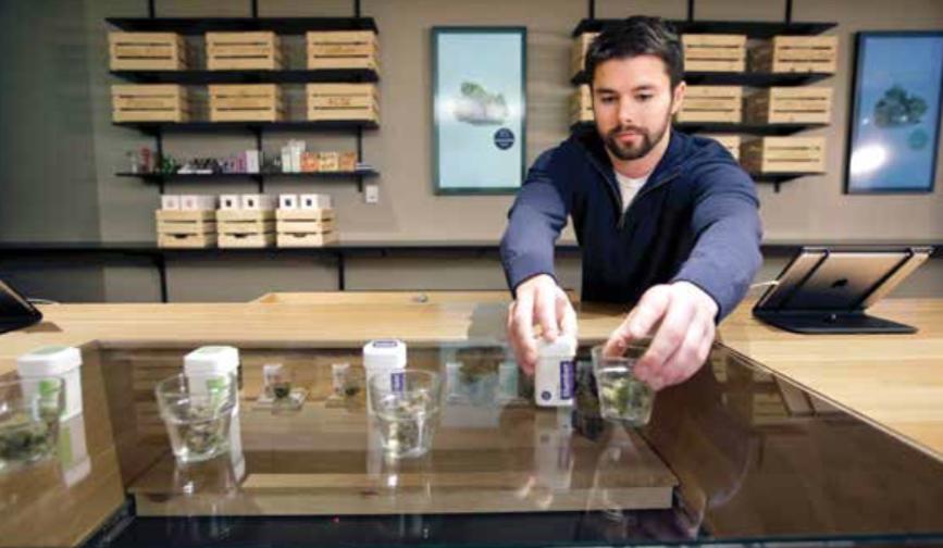 Fármacos derivados de la cannabis se han utilizado para tratar la epilepsia infantil. Foto: AP