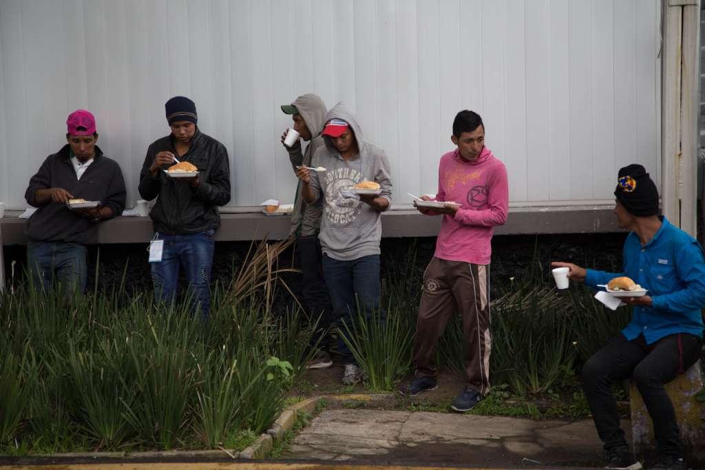 Se hizo un llamado a la ciudadanía a apoyar con ayuda humanitaria en los centros de acopio. Foto: Cuartoscuro