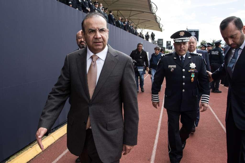 Navarrete Prida admitió que las recomendaciones se deben aceptar, cumplir y profundizar . FOTO: ARCHIVO/ CUARTOSCURO