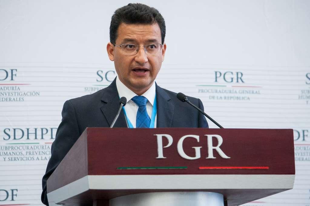 Rubén Vasconcelos, vocero de la Conferencia, presentó el plan. /CUARTOSCURO.COM