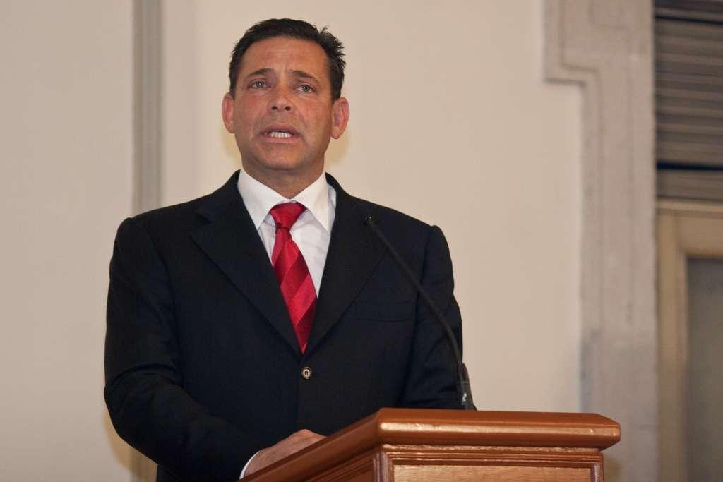La fiscalía de la entidad estadounidense acusó al político mexicano de asociación delictuosa. FOTO: ARCHIVO / CUARTOSCURO