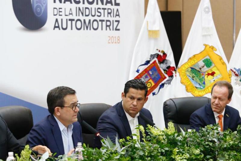 Explicó que se ha diseñado un nuevo modelo de negocios que salvaguarda la capacidad de exportación de México