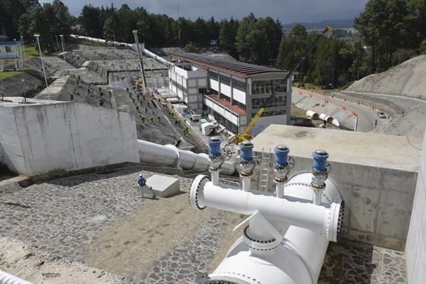 Reiniciarían a tiempo bombeo tras megacorte de agua en Ciudad de México