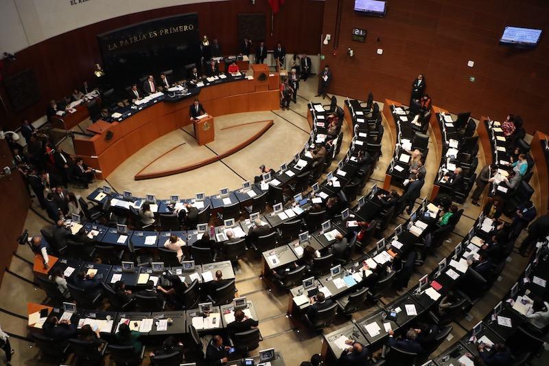 El proyecto por el que se elimina el fuero a cargos públicos contempla cambios a 8 artículos de la Constitución. Foto: Cuartoscuro.com