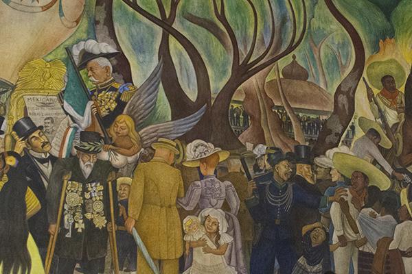 Murales Y Pinturas De Diego Rivera