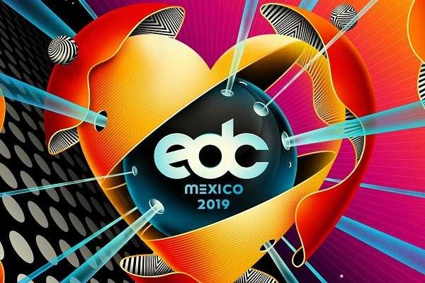 Esta edición del EDC contará con la participación de los mejores exponentes de la música electrónica a nivel mundial. Foto: Twitter