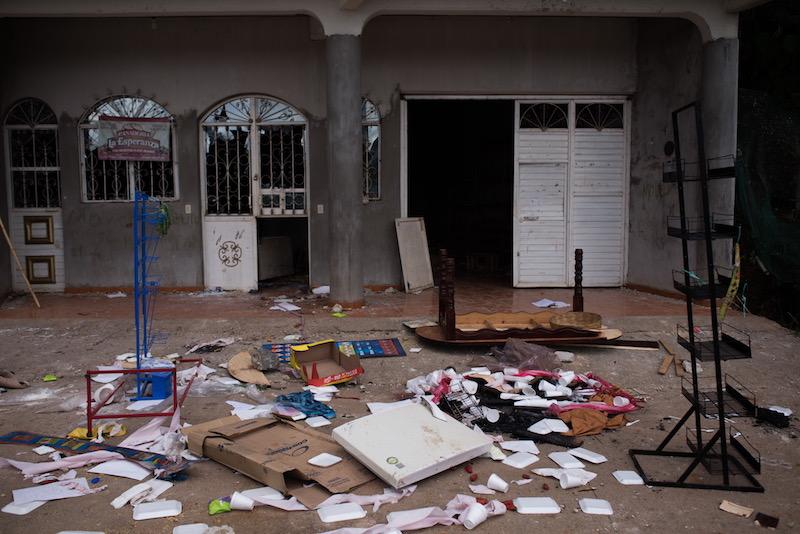 20 heridos de bala fueron reportados en la jornada electoral del pasado 1 de julio en el municipio de Santiago del Pinar. Foto: Cuartoscuro.