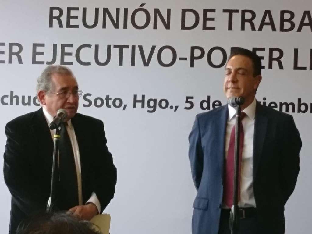 Asimismo, Fayad agradeció la propuesta de la diputada de Morena, Tatiana Ángeles Moreno, de aumentar su salario a cien mil pesos