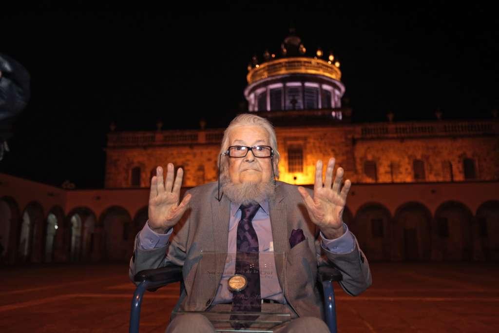 Del Paso se consagró como autor con novelas como Noticias del imperio, una obra maestra de la narrativa mexicana. Foto: Cuartoscuro