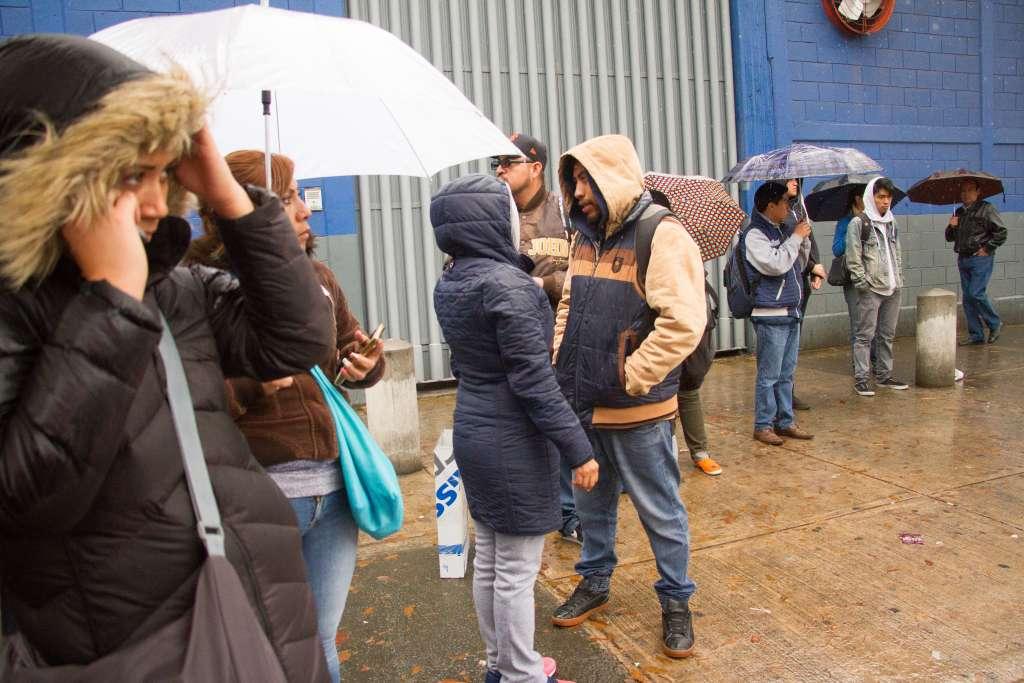 Pronosticaron también, un  evento de Norte con rachas superiores a 60 km/h. FOTO: ARCHIVO/ CUARTOSCURO