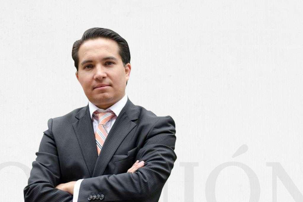 Gonzalo Rojon / Infraestructura en la Nube / Heraldo de México