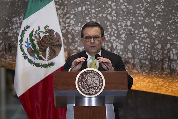 Desde 1994 México, Canadá y Estados Unidos tienen un acuerdo comercial. FOTO: CUARTOSCURO