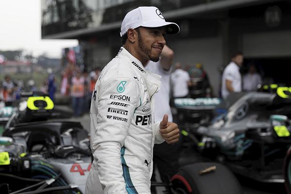 El trazado del circuito de Interlagos no favoreció a Force India. FOTO: REUTERS
