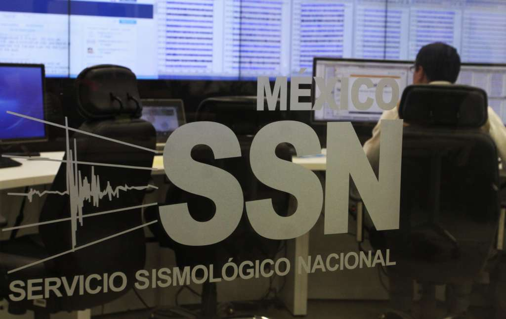 El SSN reportó sobre los sismos a través de su cuenta de Twitter FOTO: ARCHIVO/ CUARTOSCURO