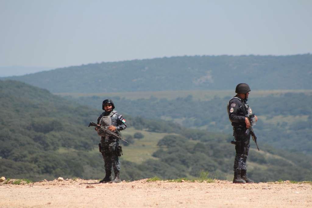 l RUTA. México es productor, pero también ruta del trasiego de drogas hacia EU. Foto: Cuartoscuro