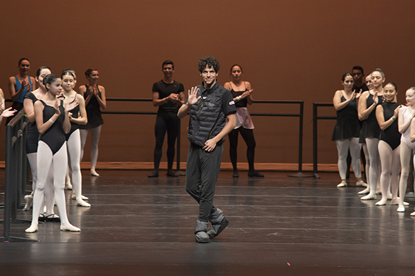 """Busca impulsar el ballet en México a través de """"Despertares"""". FOTO: CUARTOSCURO"""