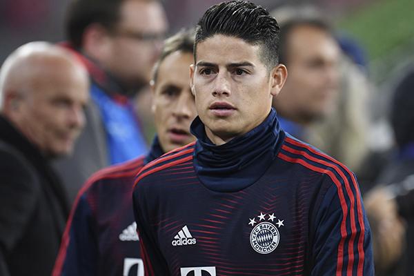 El colombiano está descontento en el club alemán. FOTO: REUTERS