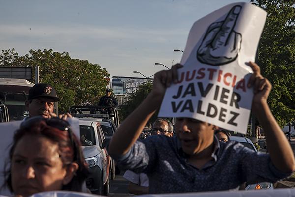 Heriberto P es acusado de ser copartícipe material del homicidio del comunicador, el cual fue asesinado por su actividad periodística. FOTO: ARCHIVO/ CUARTOSCURO
