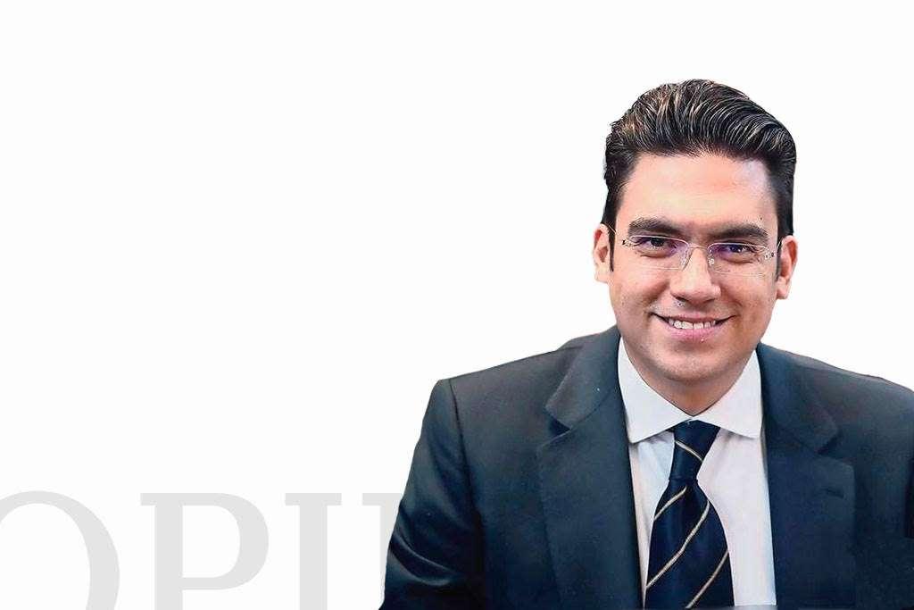 Jorge Romero / Vicecoordinador del Grupo Parlamentario del PAN en la Cámara de Diputados