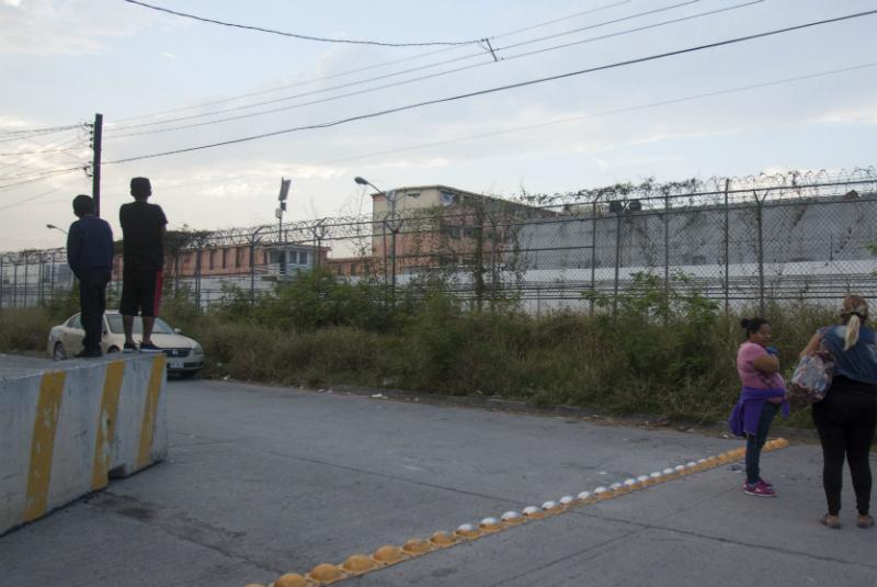 Actualmente los Centros penitenciarios del Estado tiene una población de siete mil 500 internos
