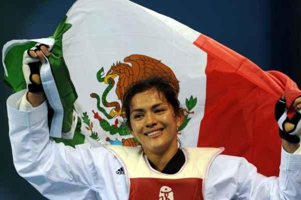 La triple medallista olímpicaentrena en el Centro Nacional de Desarrollo de Talentos Deportivos y Alto Rendimiento (CNAR). Foto: Archivo | Notimex