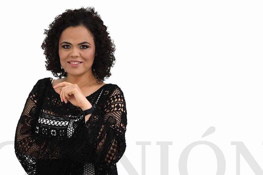 Mariana Gómez del Campo /  Heraldo de México